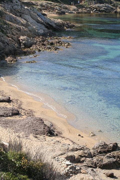 Sea, South, Side, Provence