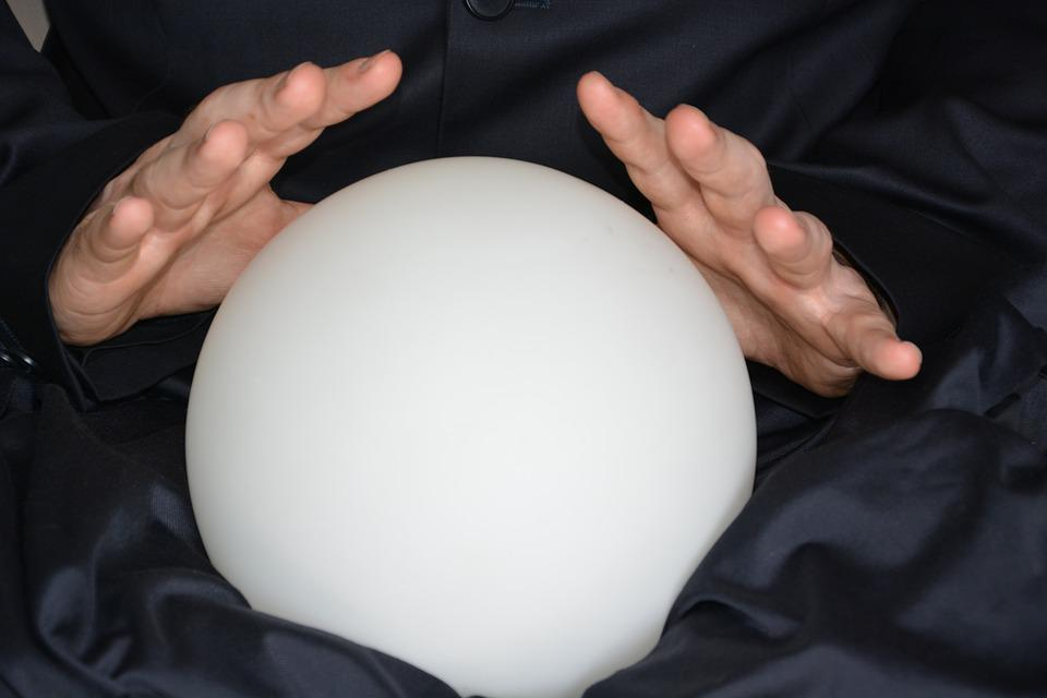 Psychics, Crystal Ball, Fortune Teller, New Age, About