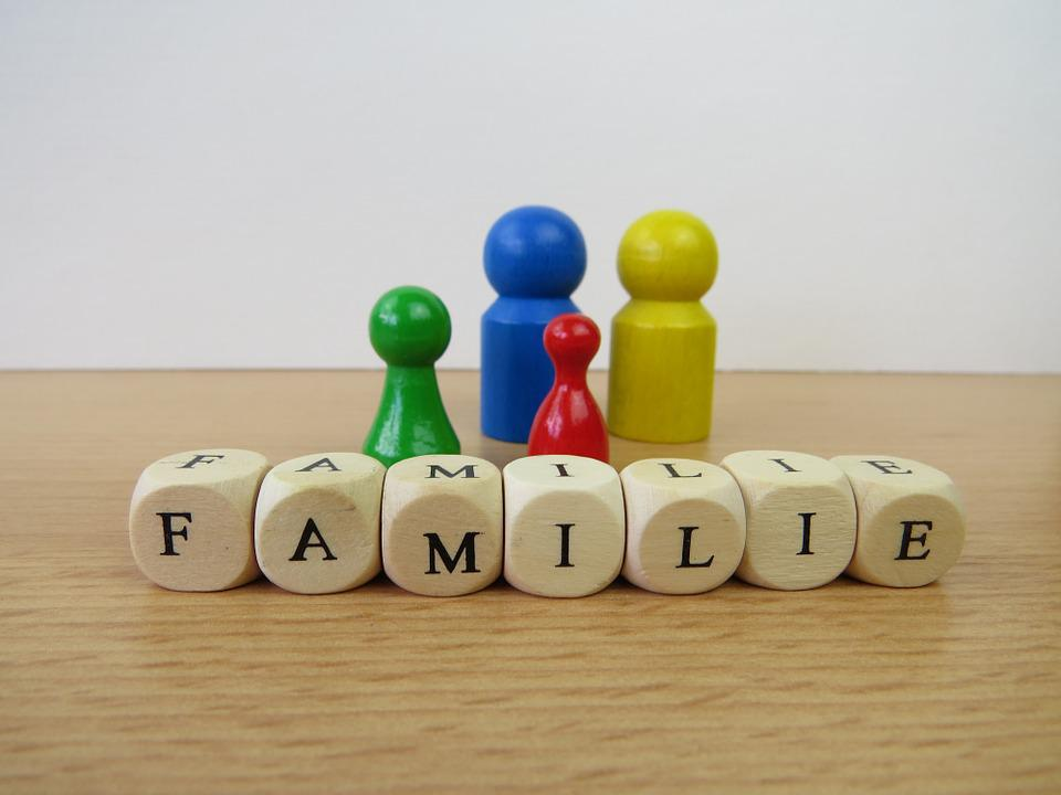 Family, Family Posing, Psychotherapy, Father, Mother