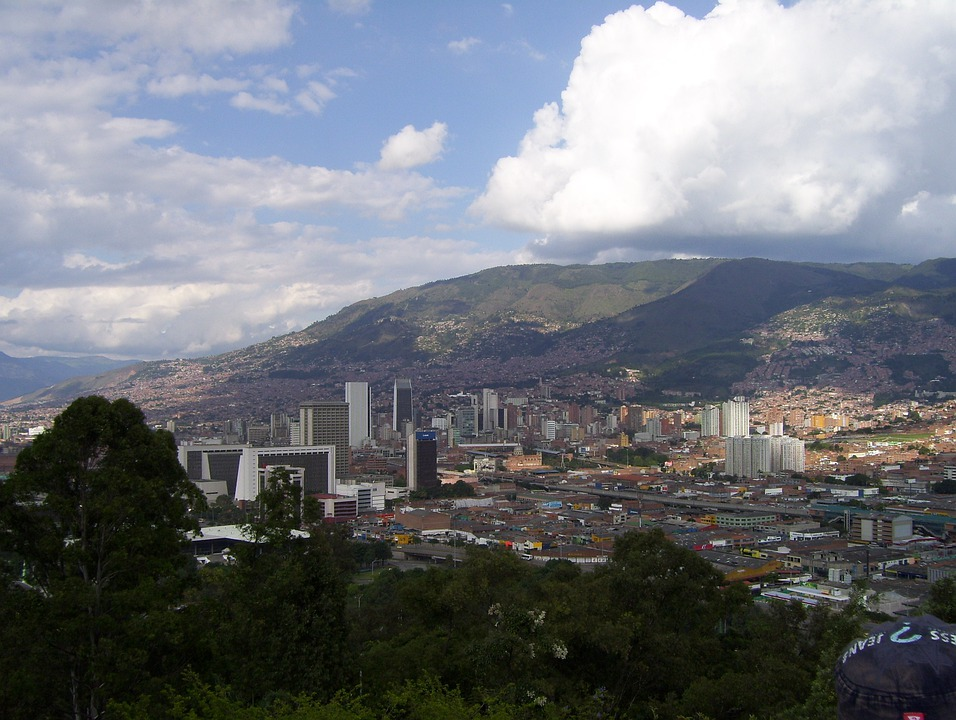 Medellín, Colombia, Pueblito Paisa, Architecture
