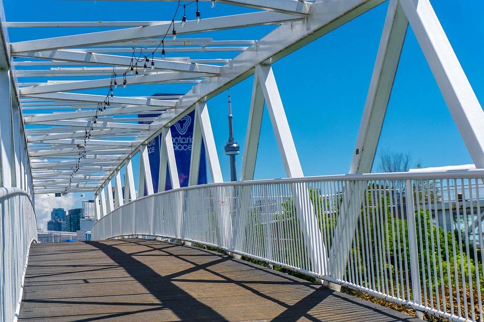 Toronto, Bridge, Puente, Canada