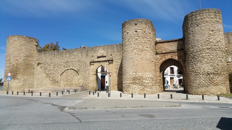 Puerta De Almocábar, Ronda, Ronda Gates