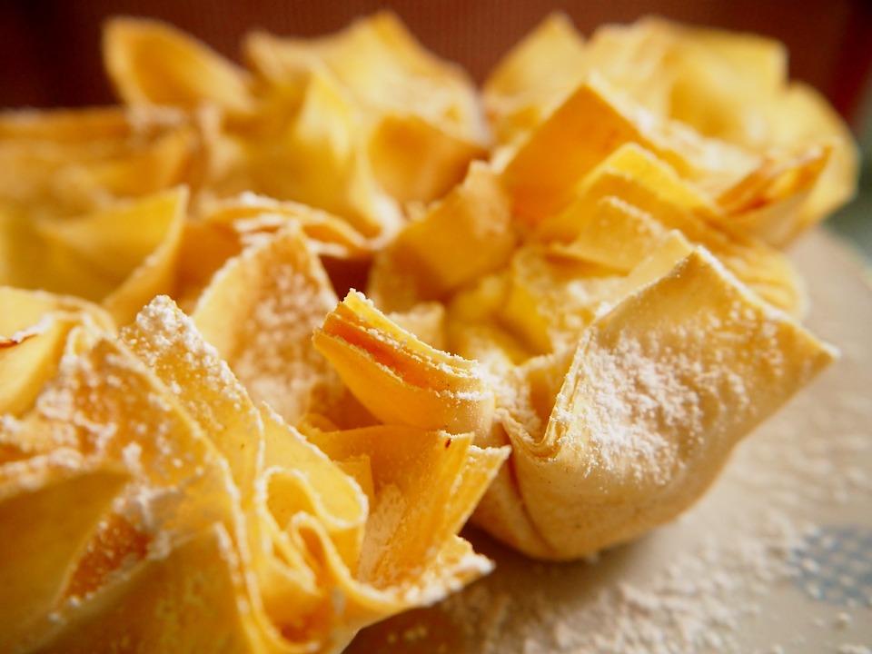 Puff Pastry, Bake, Sweetness, Sugar, Enjoy, Strudel