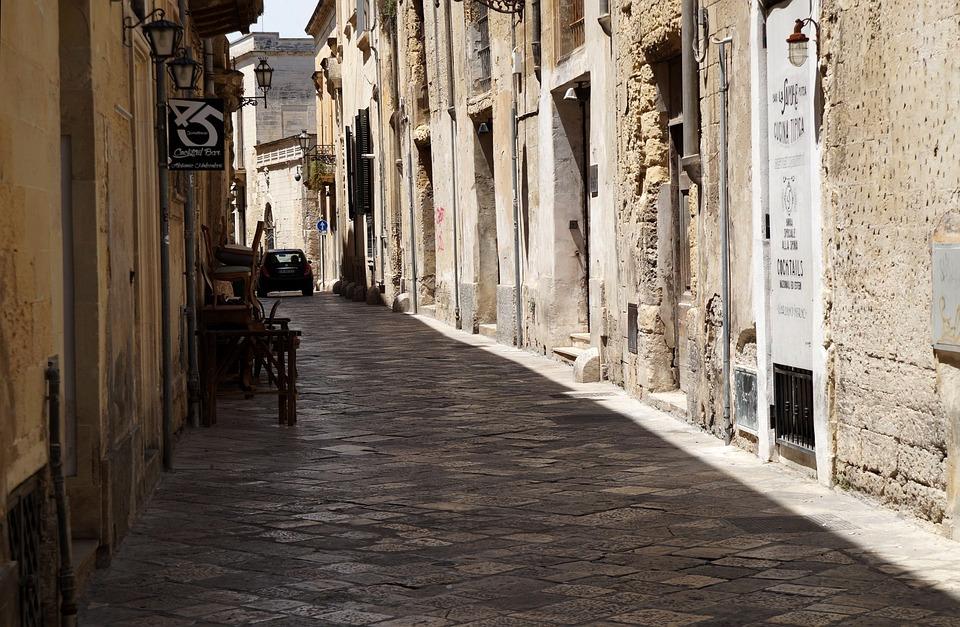 Lecce, Apulia, Italy, Puglia, Italia, Architecture