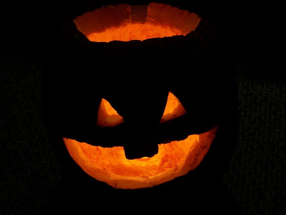 Pumpkin, Halloween, Jack-o-lantern, Holiday, October