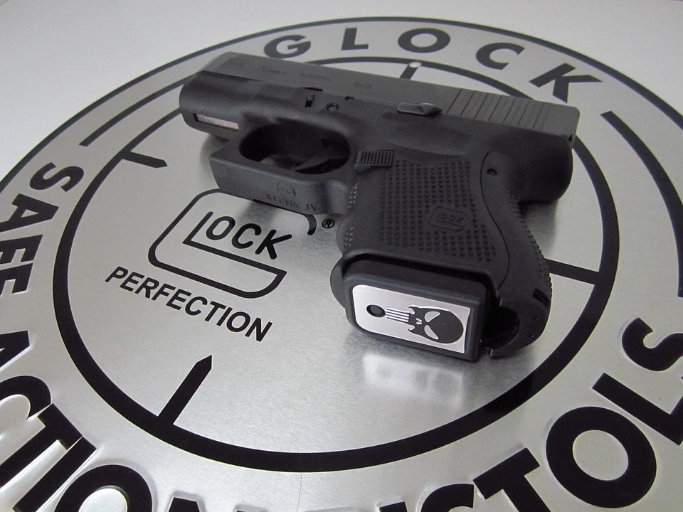 Weapon, Pistol, Glock, Glock 26, Punisher, Handgun, Gun
