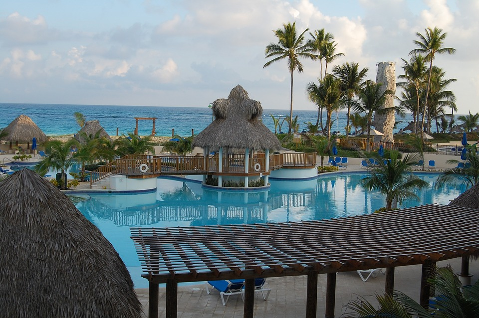 Punta Cana, Holiday, Swimming Pool