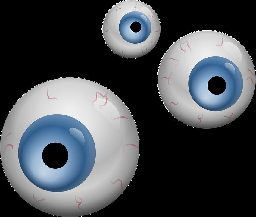 Eyes, Eyeball, Look, Iris, Optical, Pupil, See, Vision