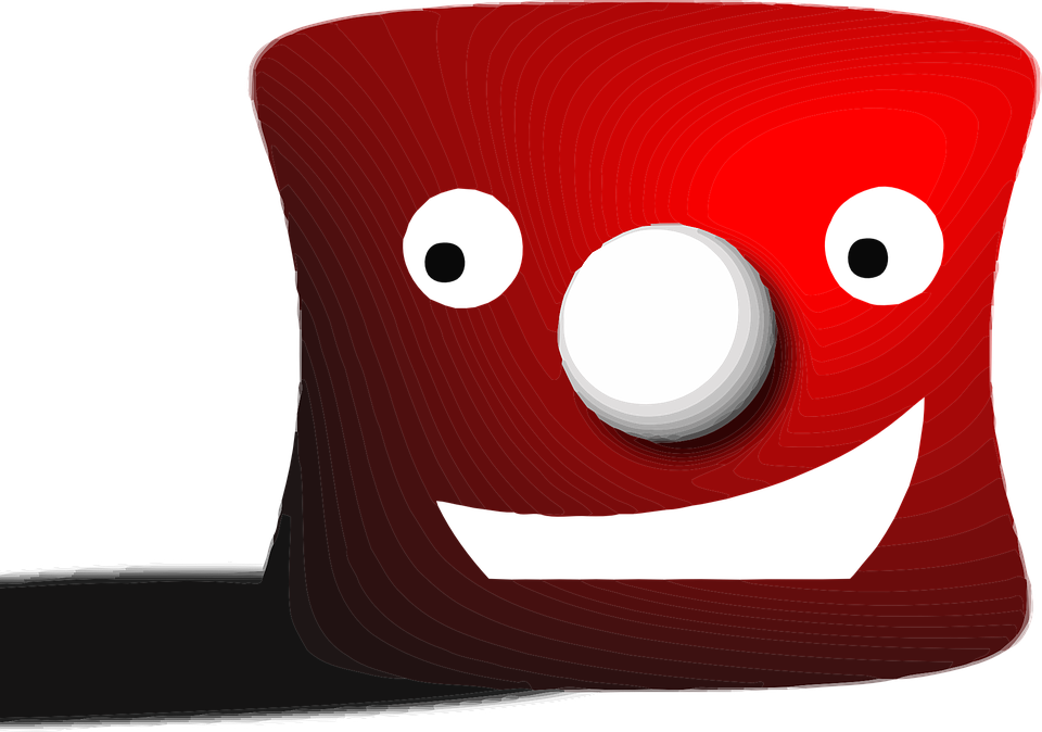 Puppet, Red, Eyes, Mouth