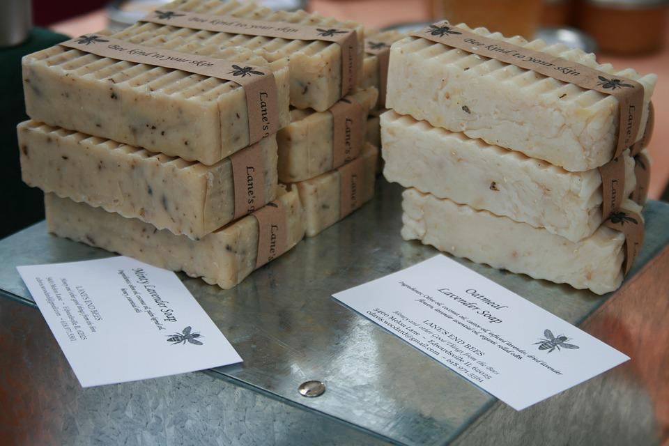 Soap, Handmade, Homemade, Pure, Natural, Bath