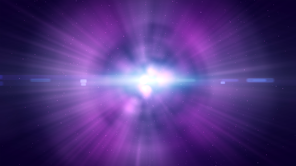 Light, Purple, Cosmic, Abstract, Background, Wallpaper