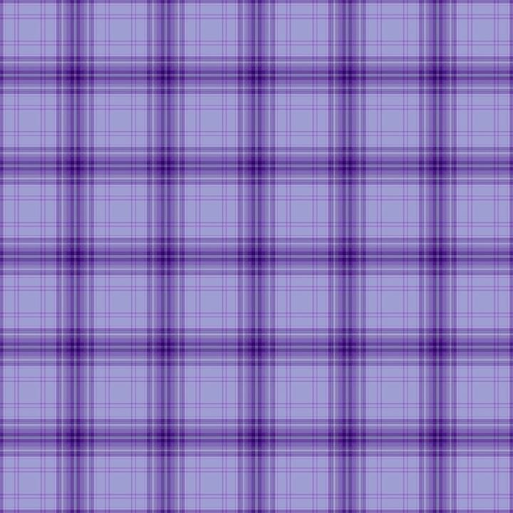 Purple, Plaid, Original, Traditional