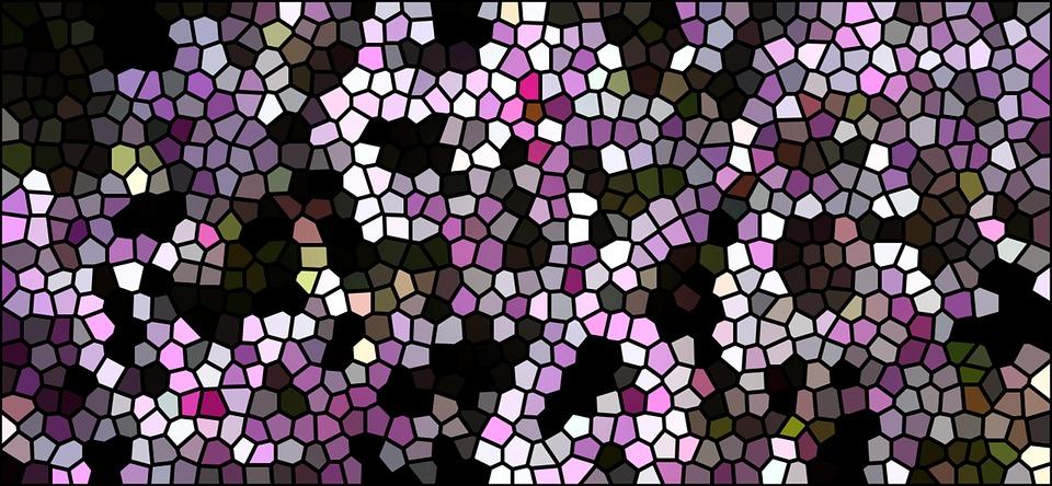 Pattern, Structure, Background, Color, Tile, Purple