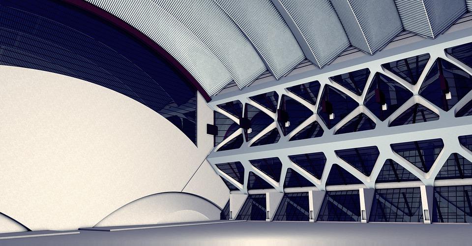 Architecture, Design, Hall, Purpose Built, Function