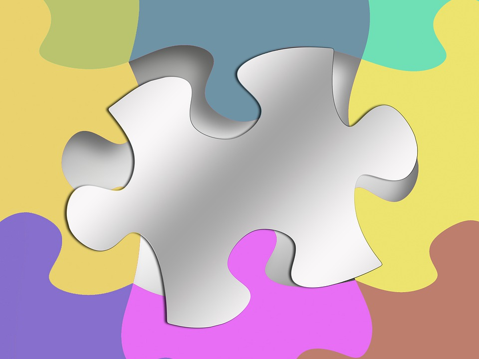 Puzzle, Puzzle Pieces, Jigsaw, Put Together, Game