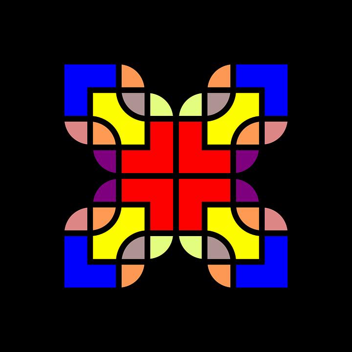 Mosaic, Decoration, Ornament, Puzzle