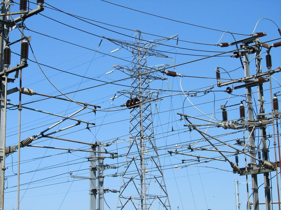 Free photo Pylon Power Electricity Energy Industry Wires - Max Pixel