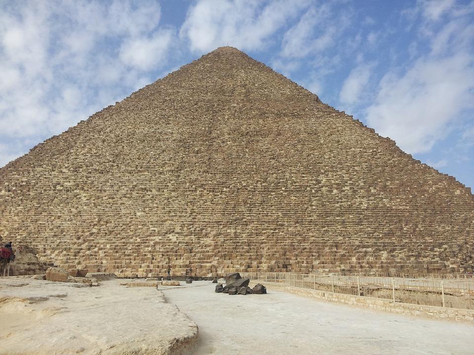 Free photo Pyramids Desert Egypt Ancient Stone Giza - Max Pixel