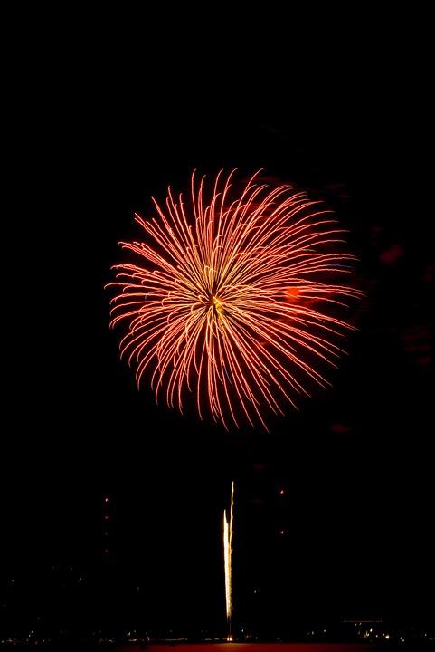 Fireworks, 4th Of July, Celebration, Pyrotechnics