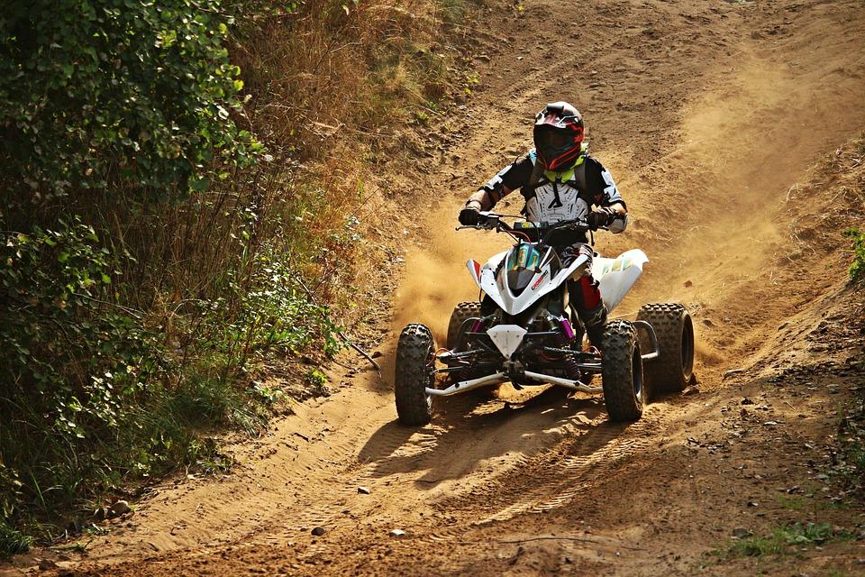 Cross, Motocross Ride, Enduro, Quad, Atv, Motorsport