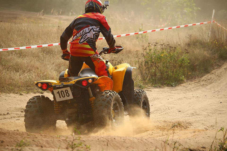 Cross, Enduro, Quad, Atv, Motorsport, Motorcycle