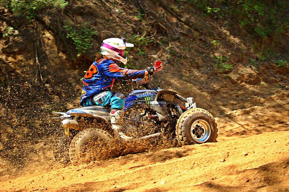 Motocross, Quad, Atv, Quad Race, Motorcycle Sport