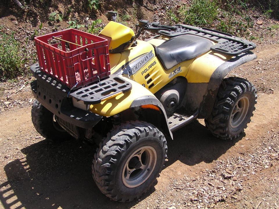 Atv, Quad, Four Wheel, Bike, Extreme, Sport, Vehicle