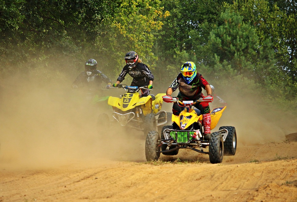 Motocross, Cross, Enduro, Quad, Atv, Motocross Ride