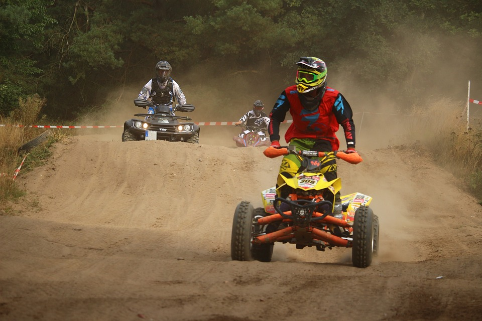 Motorsport, Motocross, Cross, Quad, Enduro, Racing