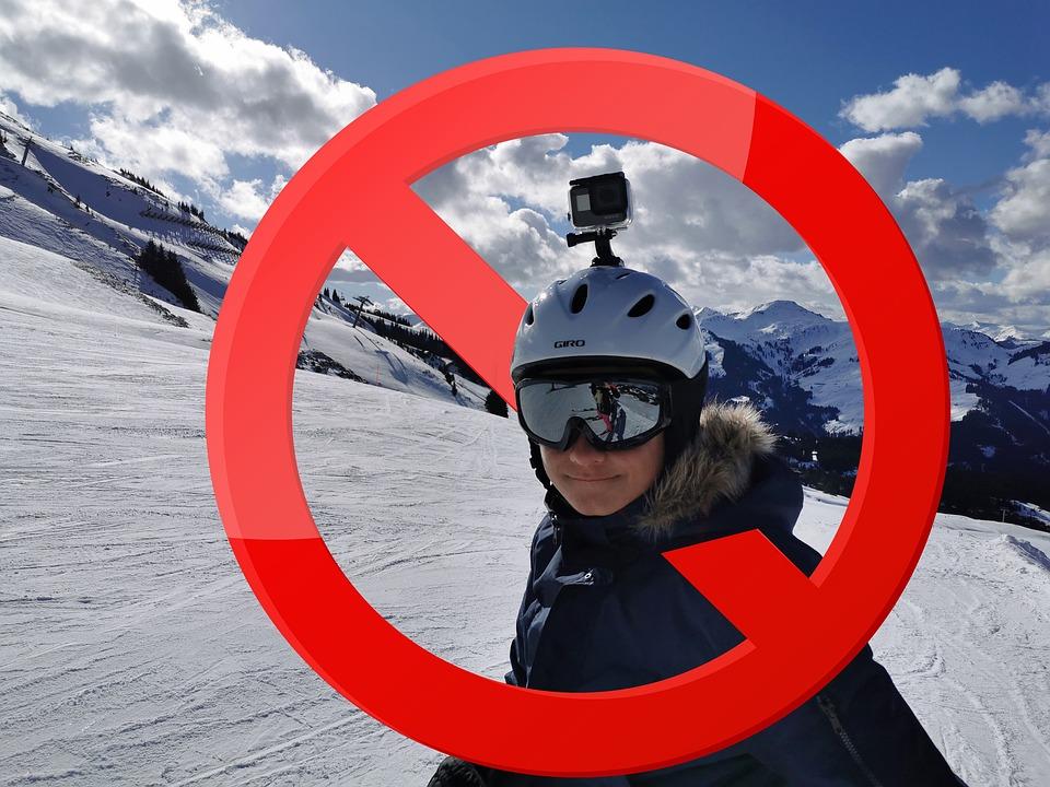 Ski, Saisonende, Corona, Lock, Quarantine, Skiing, Cold
