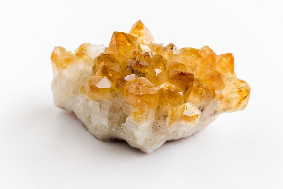 Citrine, Crystal, Mineral, Minerals, Quartz, Stone