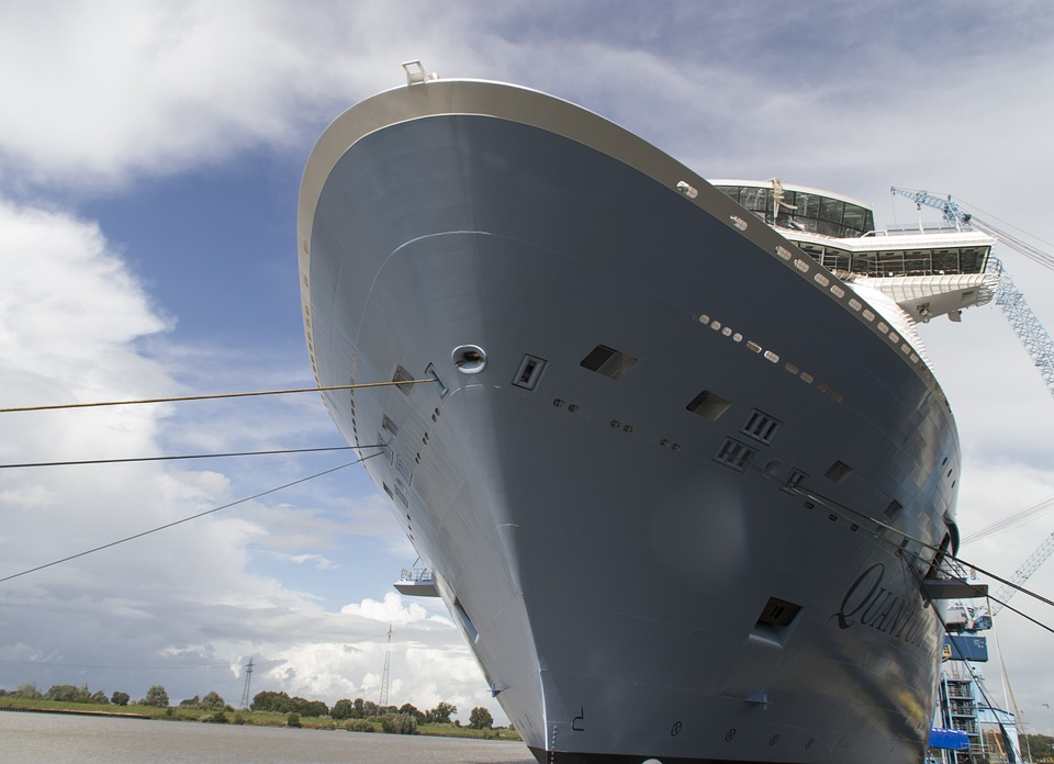 Ship, Passenger Ship, Quay, Sea-going Vessel