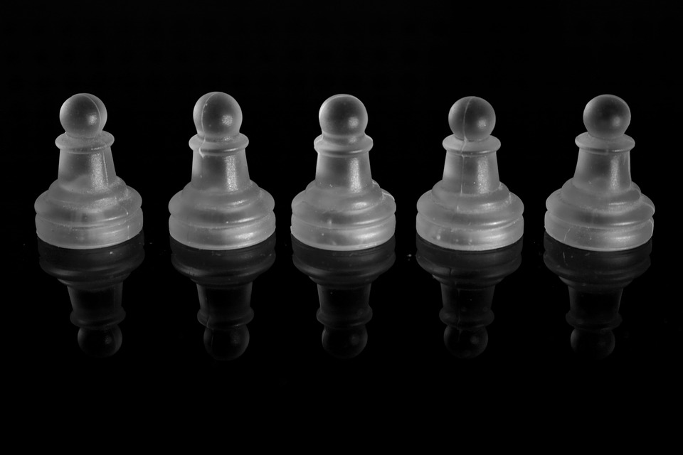 Chess, Chessboard, Game, Battle, Board, Queen, White
