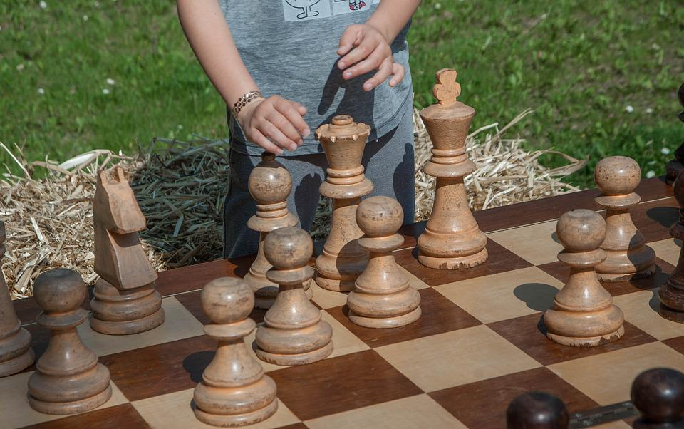 Chess, Pawn, Strategy, Player, Queen, King