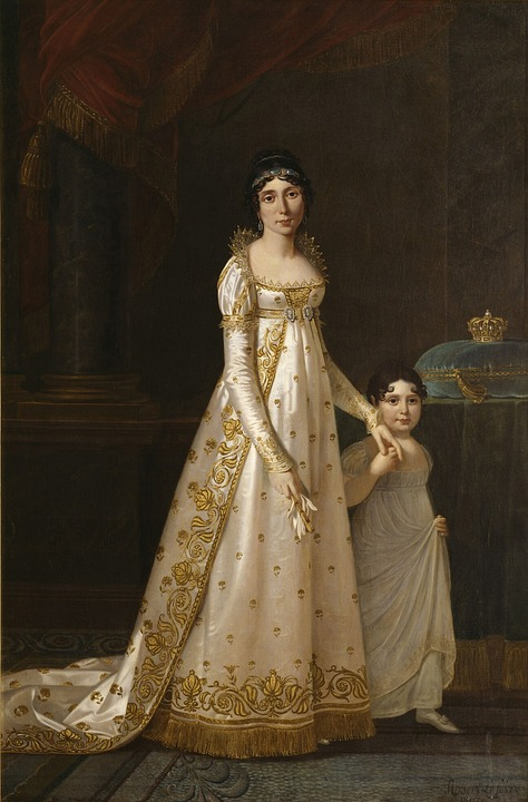 Julie Clary, Queen Of Spain