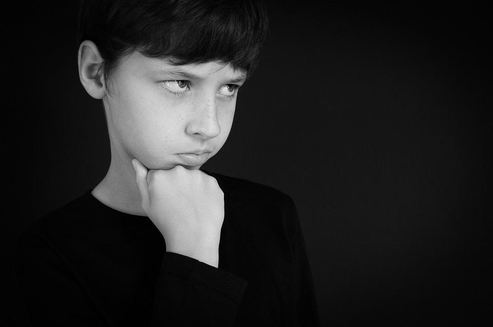 Discontent, Question, Distrust, Skeptic, Emotions
