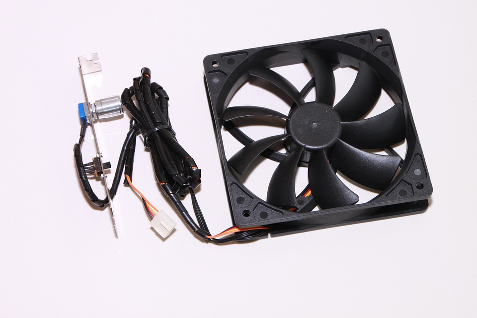 Computers, Controller, Cooling, Fan, Pwm, Quiet, Scythe