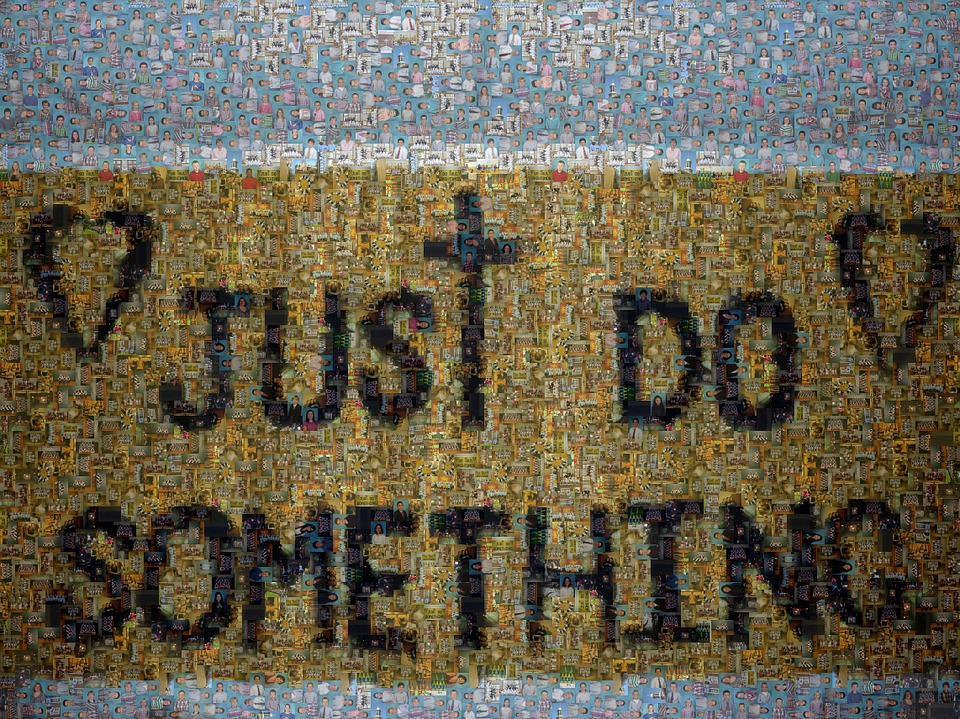 Just Do Something, Motivation, Quote, Saying