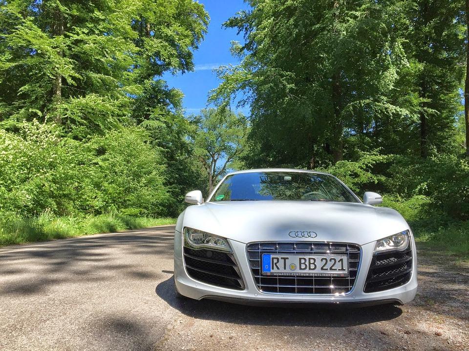 Audi, R8, Bitzer, V10, Sport, Sports Car, Landscape