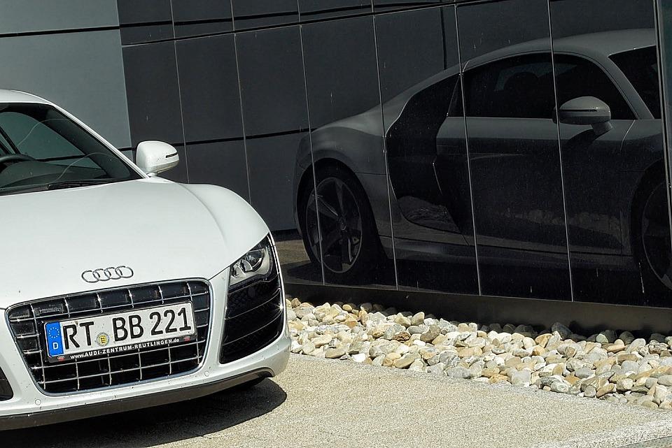 Sports Car, Audi, R8, Auto, Road, Sport