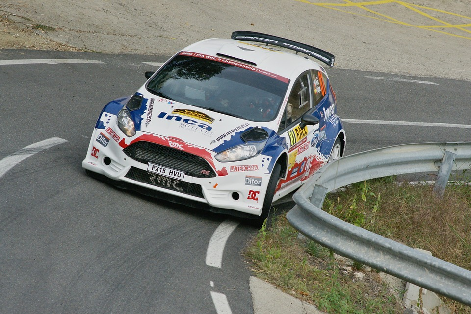 Wrc2, Ford Fiesta R5, Racc Rally Catalunya 2015