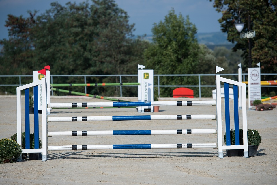 Barrier, Parkúr, Race, Jumping, Slovakia
