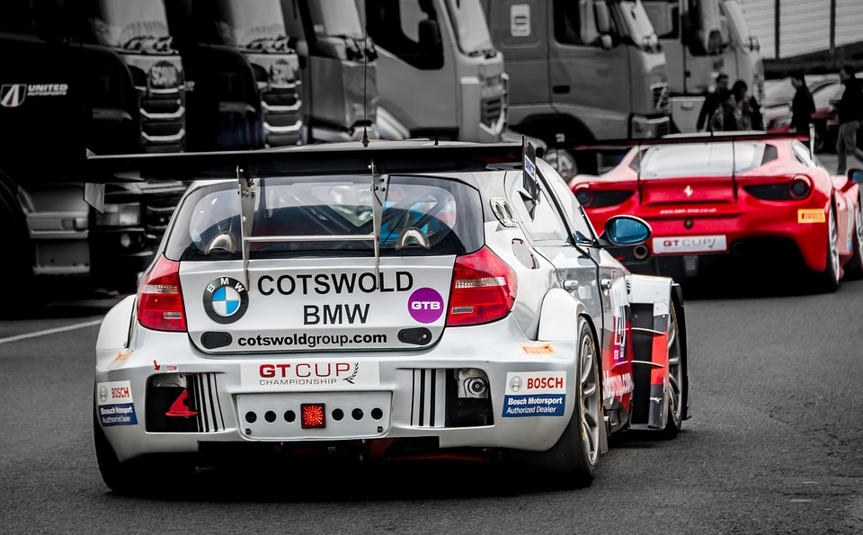Bmw 1 Series, Bmw, 1 Series, Car, Race Car, Vehicle