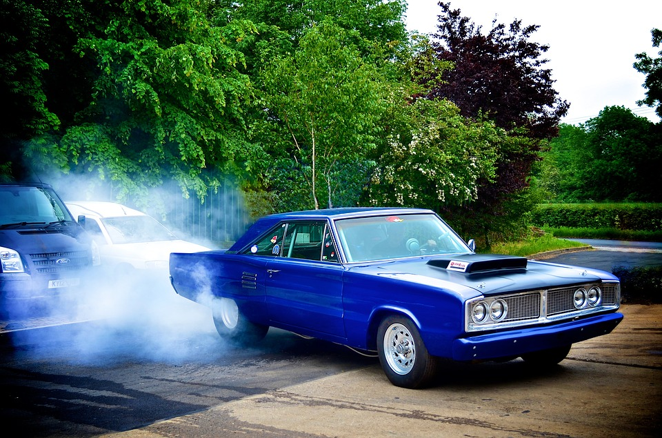 Free Photo Race Car Dodge Coronet Drag Car American Muscle Car Max