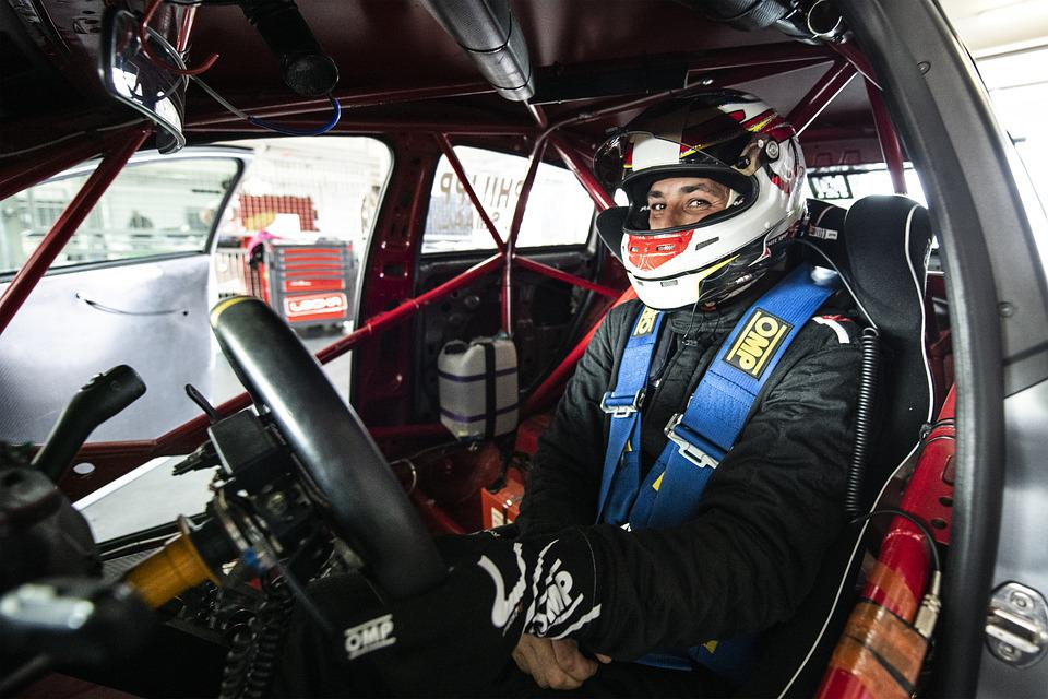 Race Car, Car, Racing, Pilot School, Vehicle