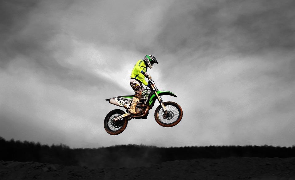 Motocross, Motor Racing, Race, Motorcycle, Cross