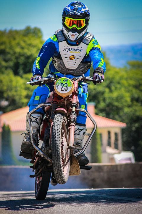 Motorcycle, Race, Hurry, Sport, Contest
