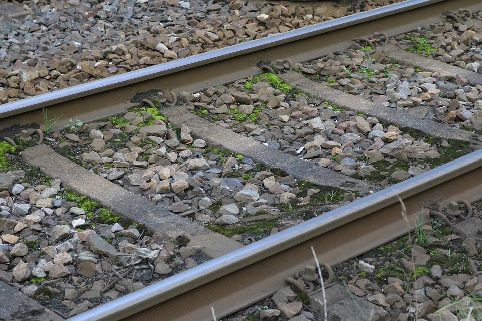 Rails, Railway Line, Railway, Race Track, Train, S Bahn