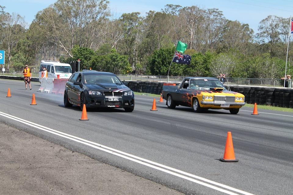 Drag, Race, Car, Vehicle, Speed, Racing, Power