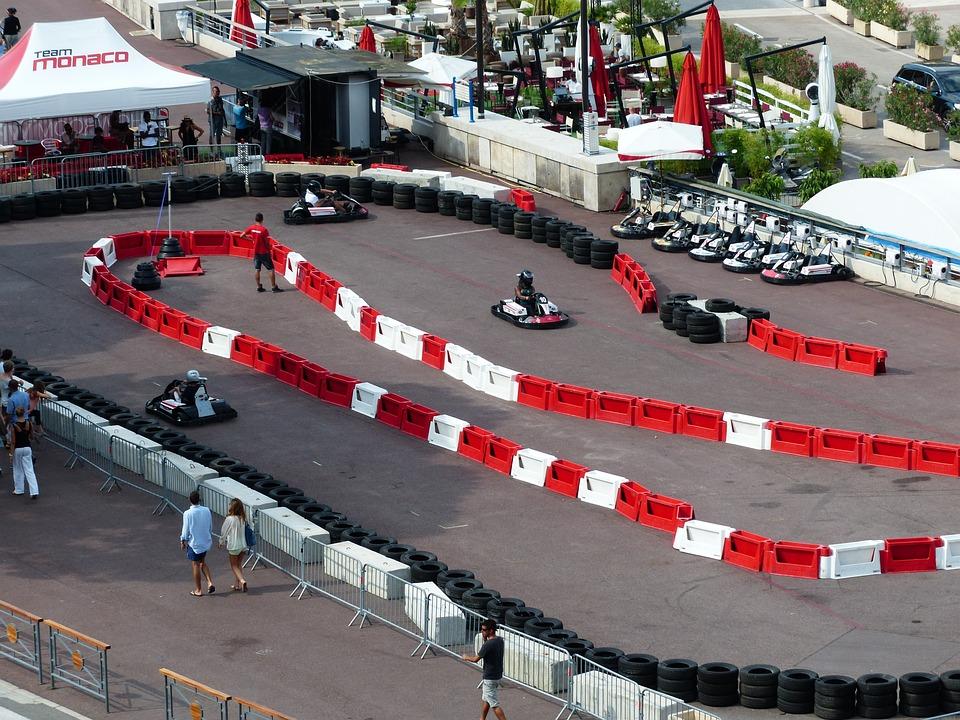 Go Kart Track, Kart, Go Kart, Racecourse, Single Seater
